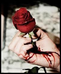 rosa-sangrante